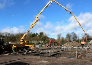 Concrete Pump Hire Hertfordshire